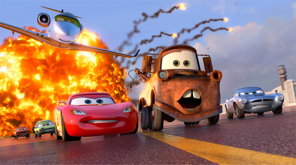 Cars 2 First Photo