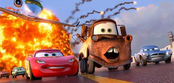 Pixar's Cars 2 Trailer