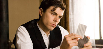 Casey Affleck in The Assassination of Jesse James by the Coward Robert Ford