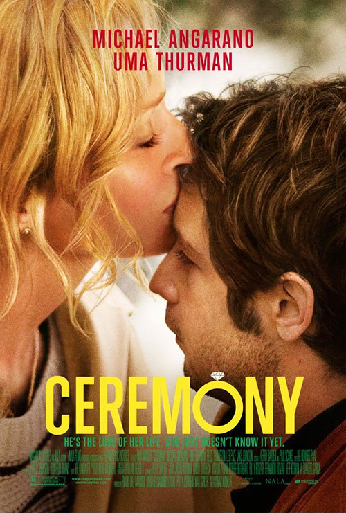 Max Winkler's Ceremony Poster