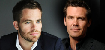 Chris Pine / Josh Brolin