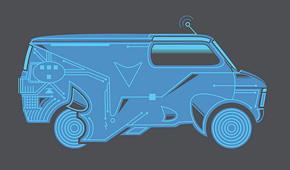 It would be cooler as a Van