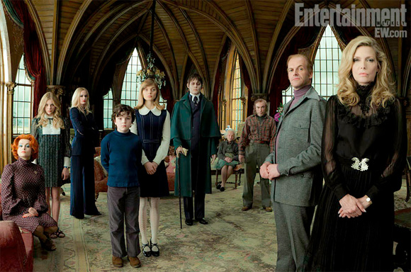 First Look at Dark Shadows
