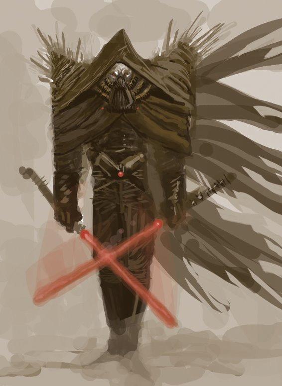 Darth Vader Redesign 1