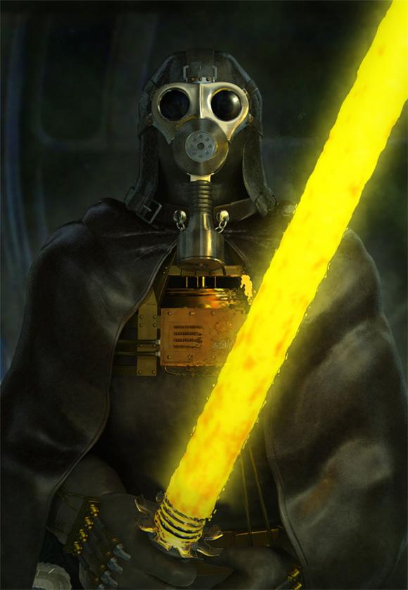 Darth Vader Redesign 4