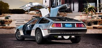 DMCEV DeLorean