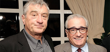 De Niro and Scorsese