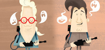Ghostbusters Illustrated