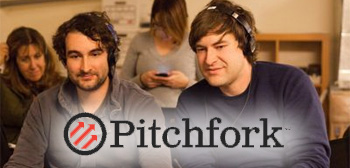 The Duplass Brothers / Pitchfork