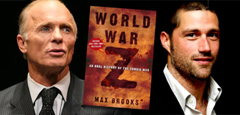 Ed Harris / World War Z / Matthew Fox