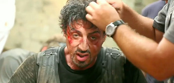 New Expendables Featurette