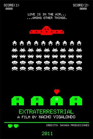 Nacho Vigalondo's Extraterrestrial