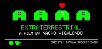 Nacho Vigalondo's Extraterrestre