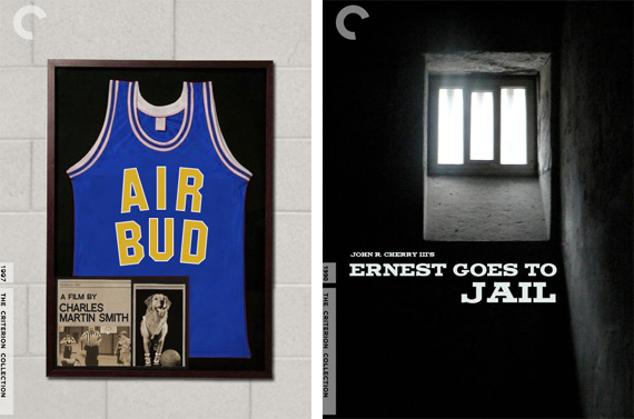 Air Bud / Ernest Goes to Jail