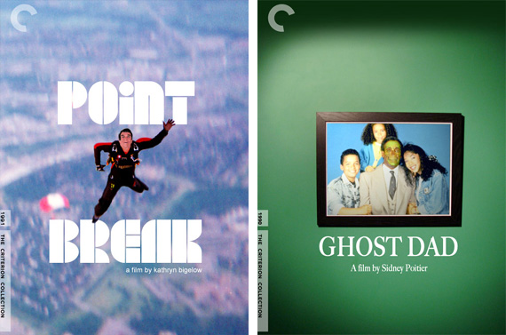 Point Break / Ghost Dad