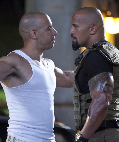 Fast Five first look