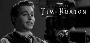 The Films of Tim Burton