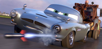 Cars 2 - Finn McMissile