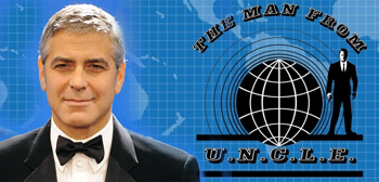 George Clooney / Man from UNCLE