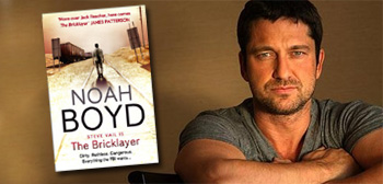 Bricklayer / Gerard Butler