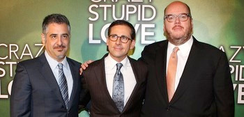 Glenn Ficarra, Steve Carell and John Requa