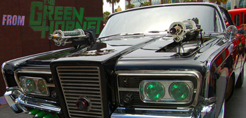 The Green Hornet - Black Beauty