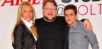 Belén Rueda, Guillermo del Toro, Guillem Morales