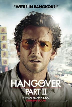 Hangover Part II - Bradley Cooper