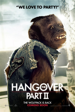 Hangover Part II - Monkey