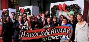A Very Harold & Kumar Christmas Lipdub