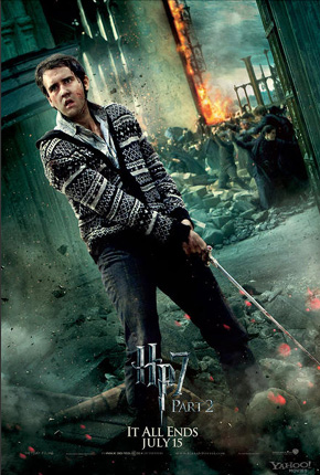 Harry Potter and the Deathly Hallows: Part 2 Poster - Neville