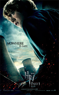 Harry Potter and the Deathly Hallows Banner - Ron