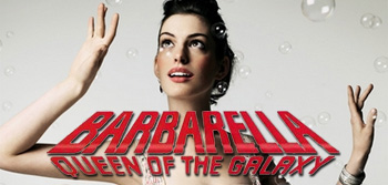 Anne Hathaway / Barbarella