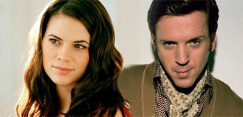 Damian Lewis / Hayley Atwell