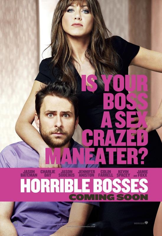 Horrible Bosses - Day and Aniston