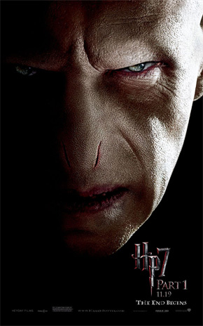 Harry Potter and the Deathly Hallows Character Poster