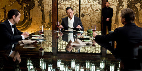 Ken Watanabe in Inception