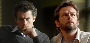 James Badge Dale / Dallas Roberts