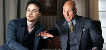 James McAvoy / Charles Xavier