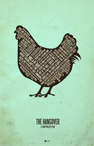Jerod Gibson's The Hangover Poster