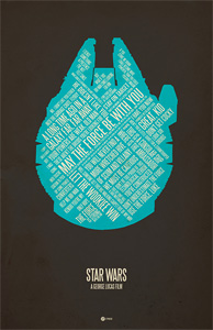 Jerod Gibson's Star Wars Poster