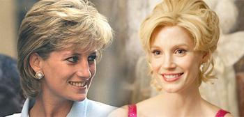 Princess Diana / Jessica Chastain