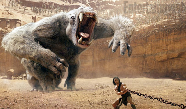 John Carter Creature Photo - Entertainment Weekly