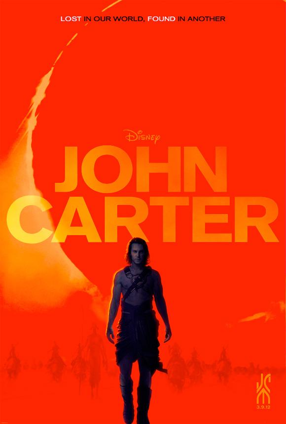 John Carter Poster