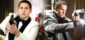 Jonah Hill / Mark Wahlberg
