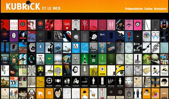 Kubrick et le Web