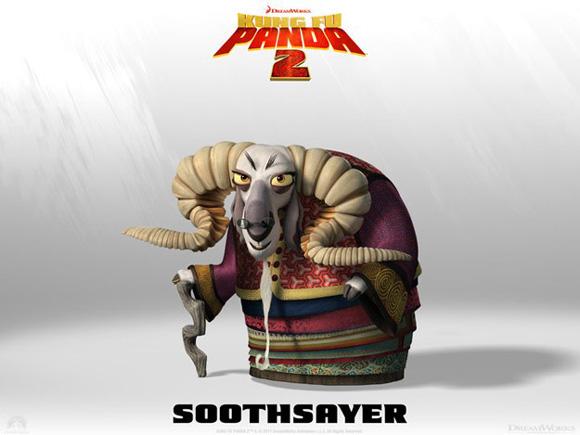 Kung Fu Panda 2 - Soothsayer