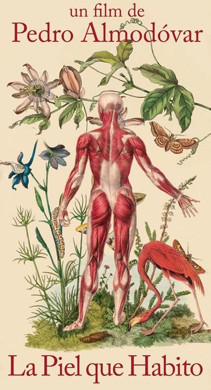 Pedro Almodóvar's The Skin That I Inhabit Poster