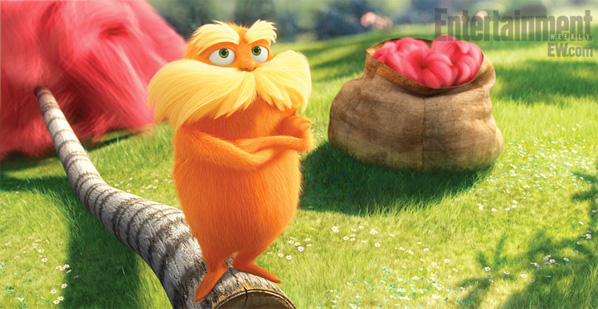 The Lorax First Look - Lorax