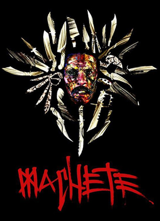 David Choe's Machete Posters